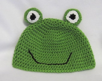 Smiley Froggy Hat