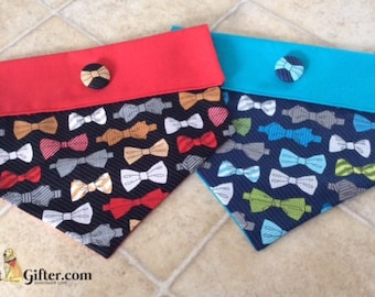 Dog Bandana - Bowties