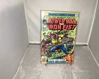 Power Man and Iron Fist  (Aug, 1978) #52 Sealed in Plastic 9.0