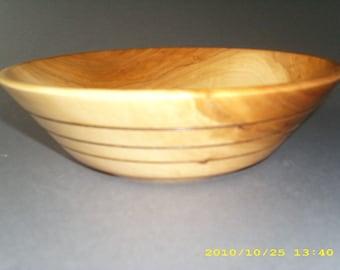 Wild cherry bowl