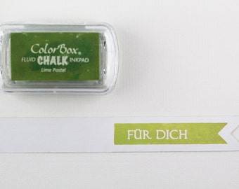 Limone Chalk Inkpad ColorBox®