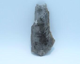 Natural Selenite Gypsum Crystal from Union County, South Dakota
