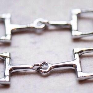 Horse Bit Snaffle, Silver Horsebit, Silver Horese Bit Snaffle, D-Ring, Siver Dring