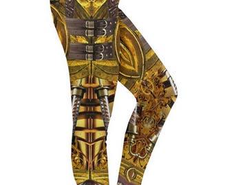Steampunk Steamangel Armor, leggings