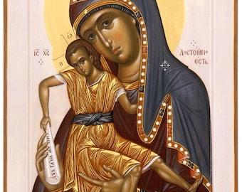 Mother Of God ,Orthodox icon