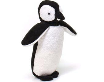 "Plush toy ""Penguin"" Stuffed animal Gift for kids Stuffed toy Nursery decor"