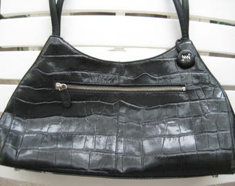 Monsac Leather Bag - a Beauty!