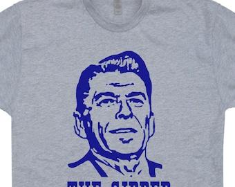 Ronald Reagan T Shirt The Gipper T Shirts Vintage Political Trump 1984 Vintage Campaign Republican GOP mens womens kids 80s shirts