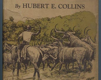 Warpath and Cattle Trail by Hubert E. Collins