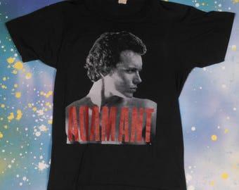 ADAM ANT Rock T-Shirt Size S