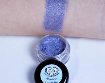 Mineral Eyeshadow FAIRY LAUGHTER Organic Makeup 5 gram jar