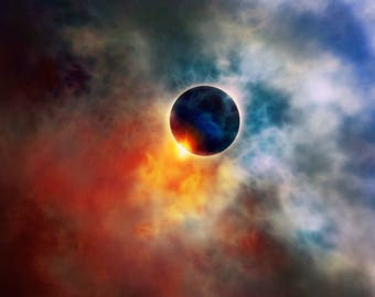 The Shadow of Light--Eclipse 2017