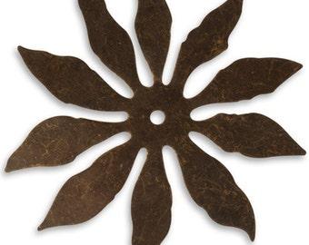 Vintaj 60mm 10 Petal Cutout Flower