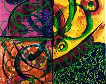 Spirals and Quadrants