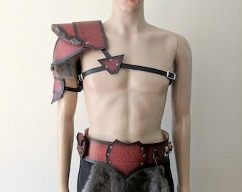 Barbarian Armor Set