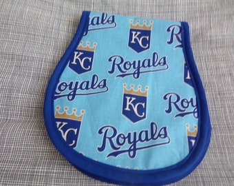 Kansas City Royals Burp Cloth