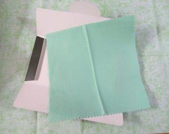 1 Anti Tarnish Polishing Square 6.5in x 6.5in (B324)