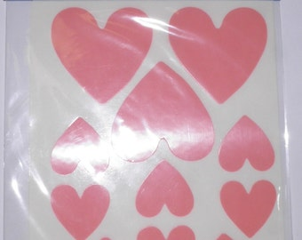 ON SALE  Heart Stickers