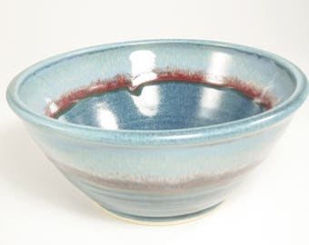 Serving Bowl - Ceramic Mixing Bowl - Pottery Bowl - Ceramic Bowl - Fruit Bowl - Everything Bowl - Stoneware Bowl - In Stock