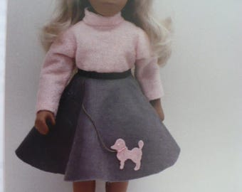 Sasha Poodle Skirt Pattern