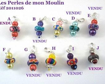 1 Zip-Paket Weste Ton Wahl Juwel und Glas / 2011026
