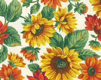 Sunflower Placemats / Kitchen Placemats / Housewarming Gift / Country Kitchen