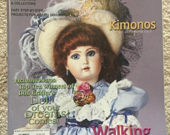Doll Crafter magazine; October 2002 issue