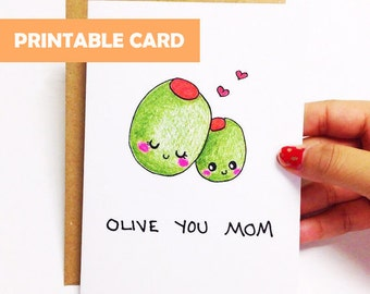 Funny card for mom, mom birthday card, birthday card mom, funny mom card, mum birthday card, mother's day card, printable card