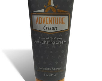 Adventure Cream - anti-chafing cream - 2oz tube
