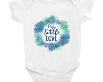 Our Little Love Infant Onesie
