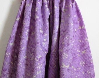 NEW! Lovely Lavender Girl's Bishop Style Dress, size2