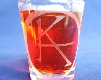 Dark Tower KA shotglass