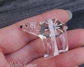 Ice Bear - Snowflake on a...