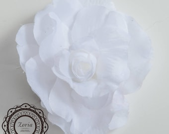 """4"""" Artificial Flower, Millinery, Flower Crown, For Hats Making, Wedding, Hair Accessories 