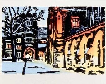 Princeton University paintings