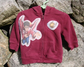 Harry Potter Hoodie Sweetshirt Size 12 Months