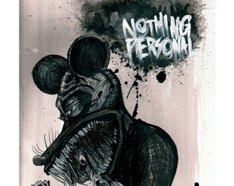 Nothing Personal (Print 8.5x11 inches)