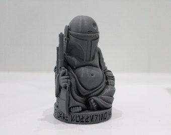 Boba Fett Buddha