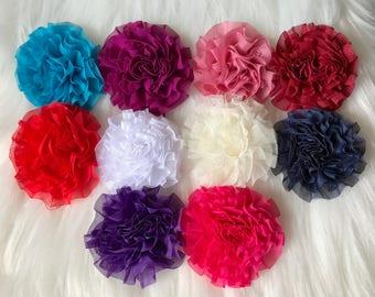 PICK 1 Hair Clip, Flower Hair Clip, Hair Barrette, Wedding Hair Clip, Clip, Girl Hair Clip, Toddler Hair Clip, Flower Barrette, Hair Bow