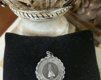 Vintage Bridesmaid Charm