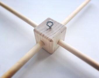 Wooden Baby Mobile Hanger