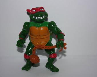 Teenage Mutant Ninja Turtles TMNT BREAKFIGHTIN RAFAEL Action Figure 1989