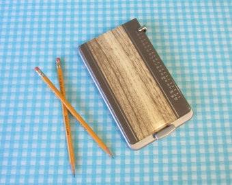 "Bates List Finder - Secretary Model ""G"" - Telephone Directory - Address Book - Mid Century Vintage 1960's"