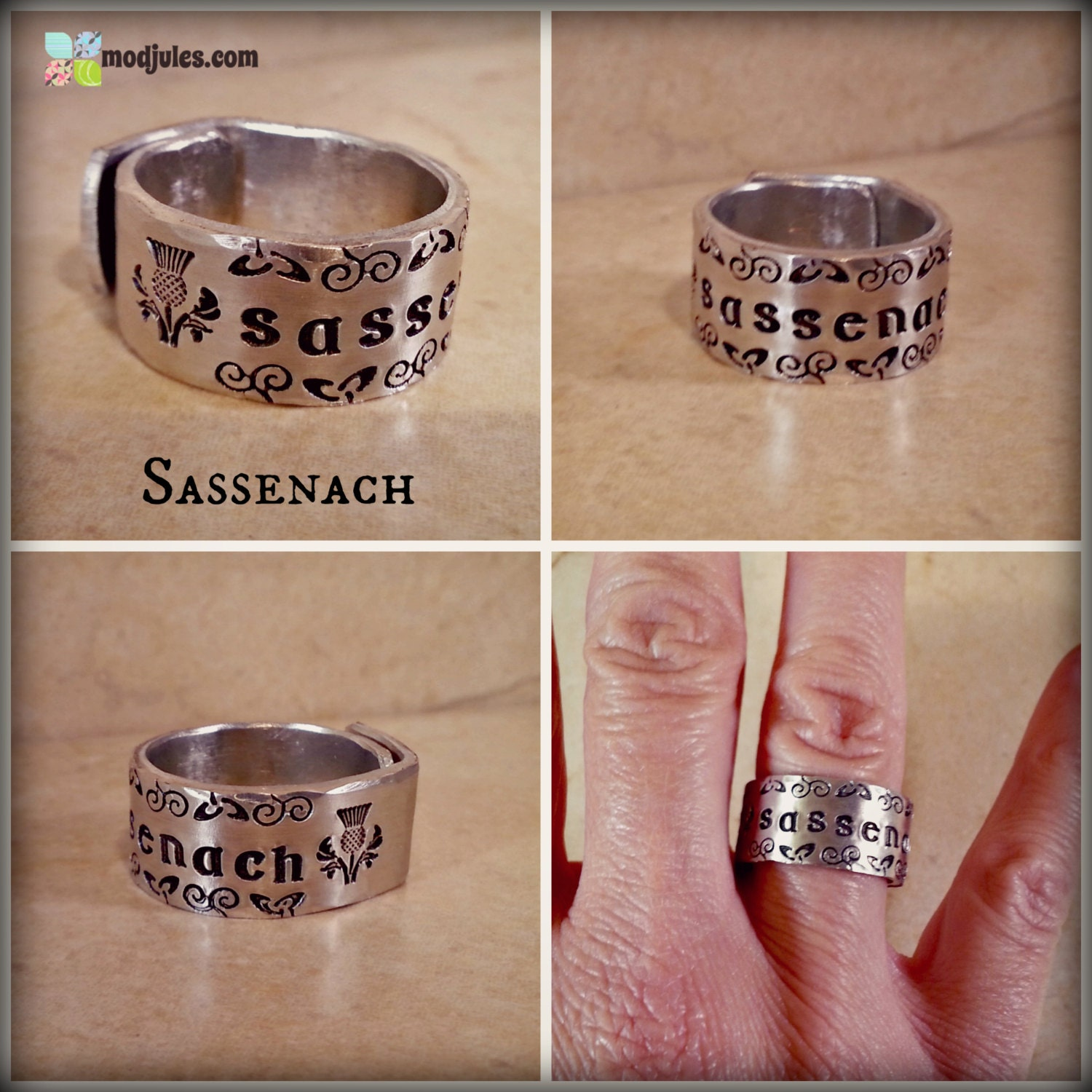 rings band gaelic cobalt ring xf chrome celtic wedding