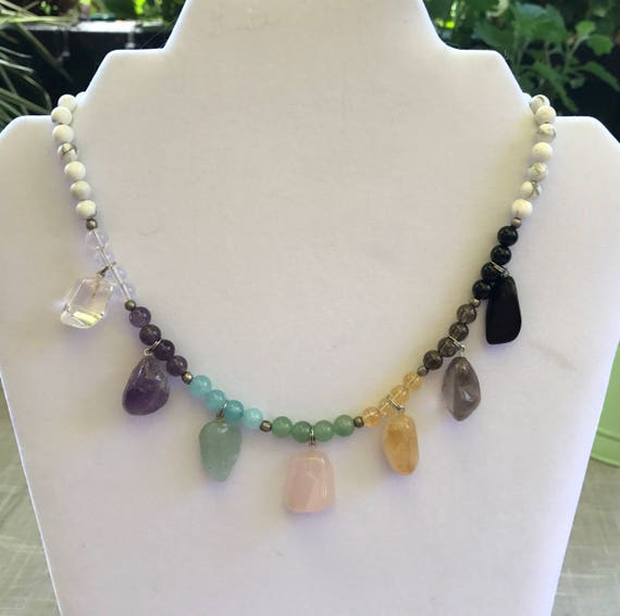 Calm Your Mind Chakra Necklace