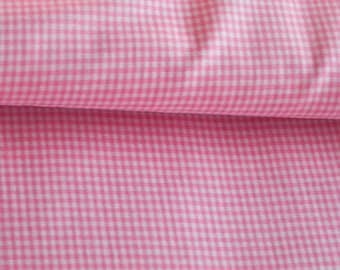 Gingham pink Kunterbunter