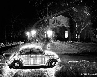 Volkswagen Art Illuminated VW