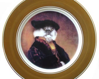 Extra Large Piers Felis, 6th Viscount Shiraz Plate 12""