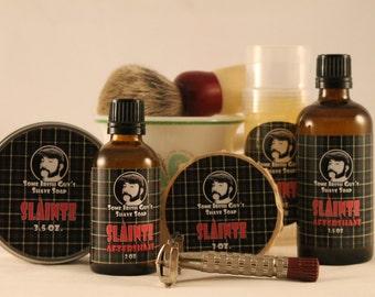 Slainte 3.5oz tin.....Some Irish Guys Shave Soap.....