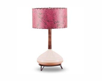 Ceramic Lamp and Shade 206